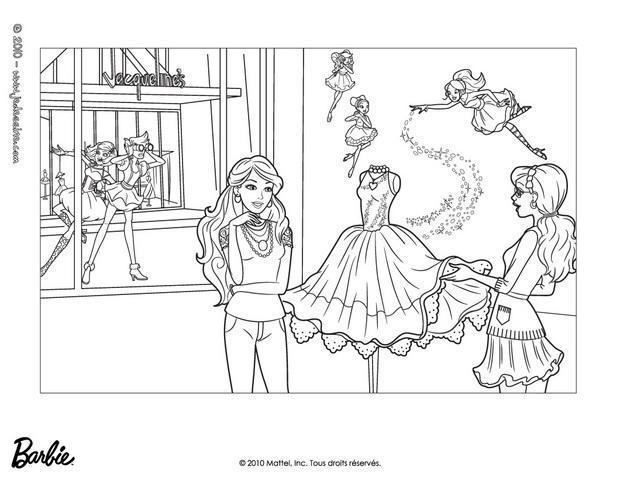 Barbie magie de la mode - Barbie magie de la mode ...